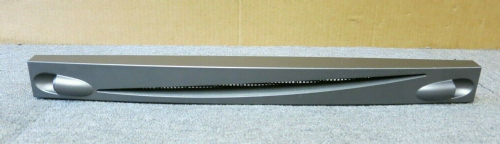 Dell EMC 100-561-507 Black Front Bezel 1U Filler Panel No Logo For CX Series
